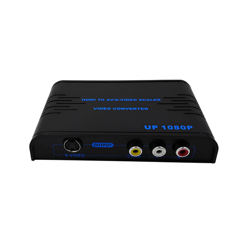Digital Audio Video Converter