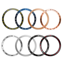 Anti Scratch Metal Bezel Ring Adhesive Cover Replacement For