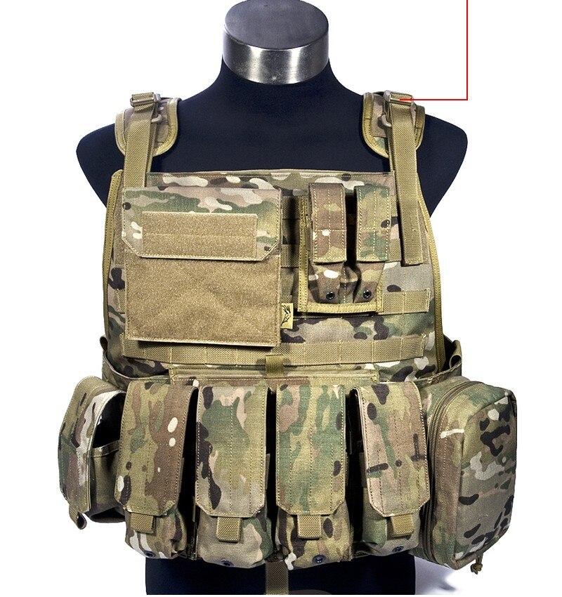 In FLYYE light tactical vest CS outdoor combat vest suit  Cordura 1000D stock   VT-M003