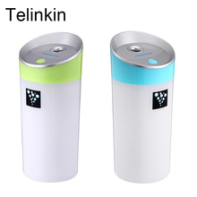 Telinkin 2017 USB Humidifier Ultrasonic Humidifier Air Aroma Diffuser Mist Maker, Essential Oil diffuser of Home and Car