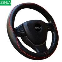 Lederen Auto Styling Stuurhoes Voor Mazda 3 2 Mazda 6 Axela CX-5 CX5 CX-7 CX7 CX-9 RX8 2014 2015 2016 Auto-accessoires