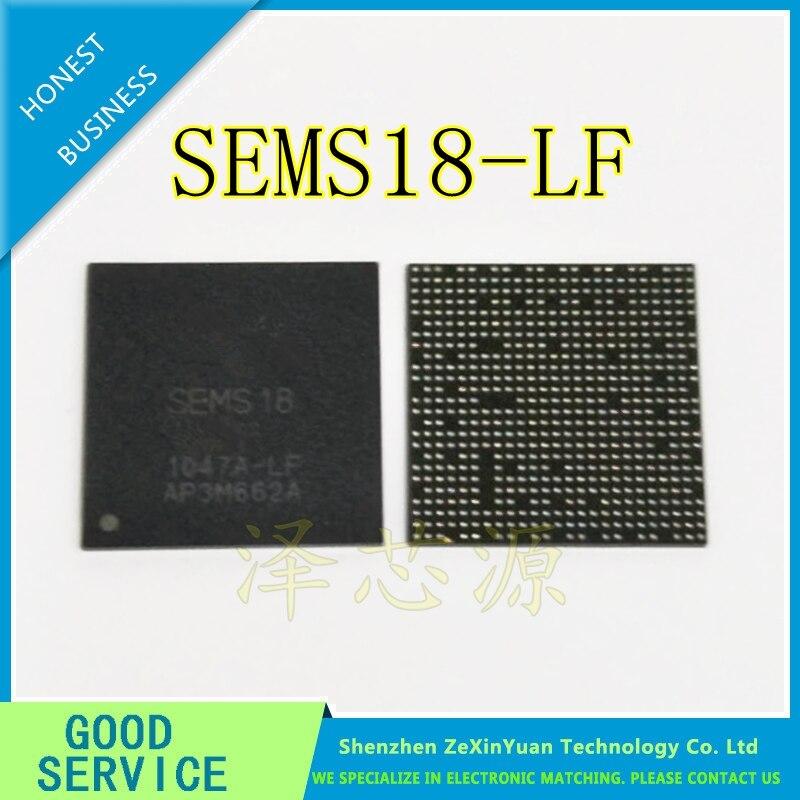 2 PCS/LOT SEMS18-LF SEMS18 SEMSI8 BGA2 PCS/LOT SEMS18-LF SEMS18 SEMSI8 BGA