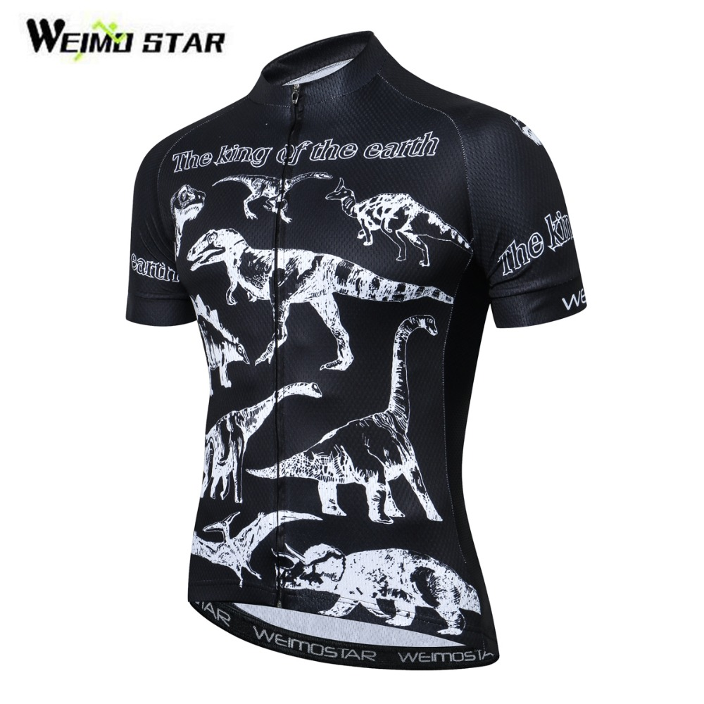 Men Cycling Jersey 2018 Pro Team Ropa Ciclismo Bike Clothing Short Sleeve Bicycle Clothes Youth Cycle Shirt Sportswear Top Black Cycling