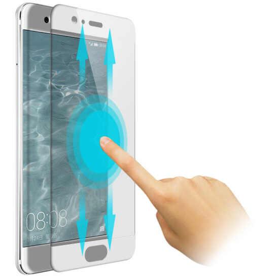3D كامل غطاء الزجاج المقسى لهواوي P8 P9 P10 P20 لايت زائد برو الزجاج واقي للشاشة