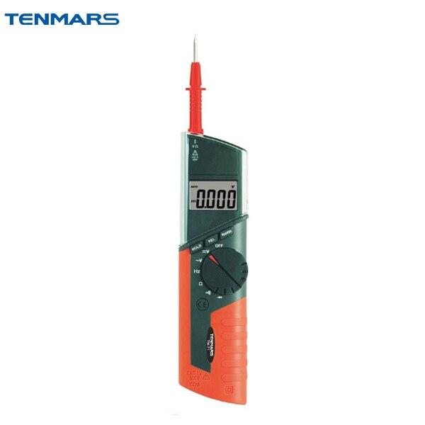TENMARS TM-71 Pen Type Multimeter,CAT IV 600V,LCD Display with Maximum Reading of 4000  tm 204 light meter with 3 1 2 digits lcd with maximum reading 2000
