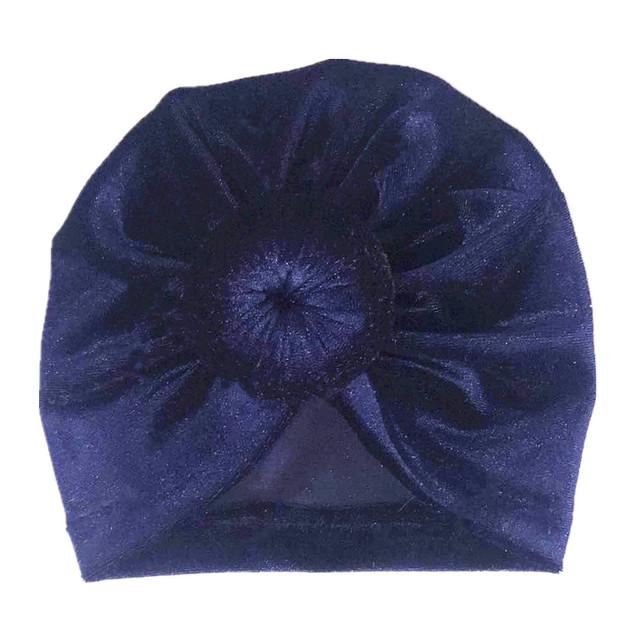 Cute Baby Girl's Turban Style Hats