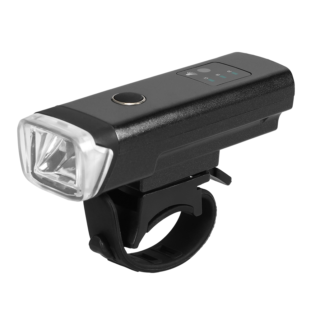 Bike-Light Front Led USB Rechargeable Waterproof for Rear-Taillight-Sets