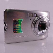 "18MP (4896×3672) 2.7 "" 8X Dijital Zoom Dijital Kamera Mini Taşınabilir Camorder 5.0MP CMOS Sensör DC500FE"