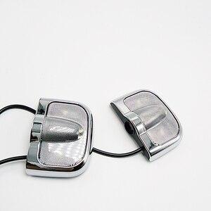 2 шт. светодиодный Автомобильный Дверной проектор с логотипом Ghost Shadow лазерный светильник с эмблемой для Toyota Honda VW BMW Mini Audi Mazda Mercedes-Benz