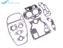 Complete Power Head Seal Gasket Kit Outboard Engine for Hidea F15 F13.5 Boat Motor Free Shipping