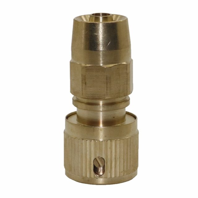 Online Shop 5 Pcs 3/8\' Inch Garden Hose Connector Water Pipe ...