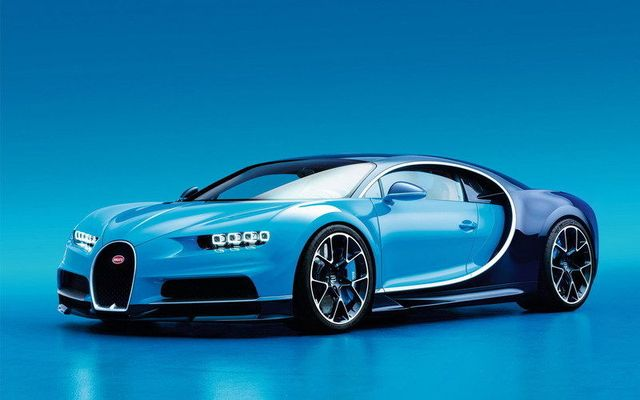 148 Super Racing Car Bugatti Chiron 22