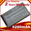 5200 mAh batería del ordenador portátil para Asus F80 A32-F80 07G0165U1875M N60 F80Cr X82 N60D N60Dp F80s X82C X82CR X82L N60W F81 F81E N60WT X82Q