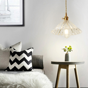 Image 5 - נורדי פשוט נחושת יחיד ראש יצירתי תליון אורות סלון חדר האמבטיה חדר שינה מסעדת קפה בר בגדים