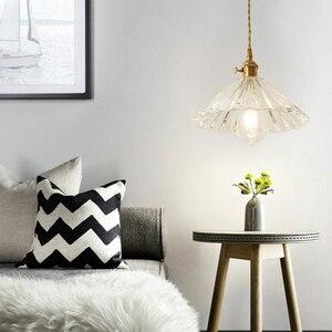 Image 5 - Nordic semplice singola testa di rame creativo lampade a sospensione per la camera da letto soggiorno bagno di studio ristorante cafe bar abbigliamento
