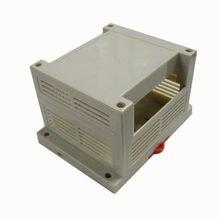 * 72*115*90mm carril Din controlador PLC carcasa de la Caja envolvente de la Caja