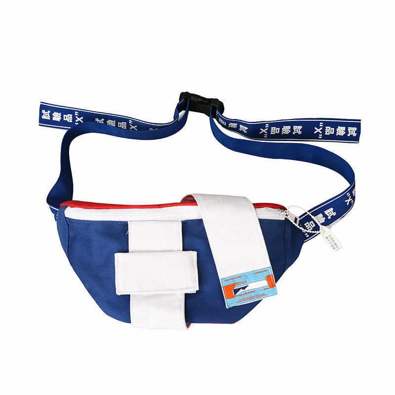 [EWQ] 2019 primavera novo estilo Europeu bolsa de ombro tendência bolso cor de estudantes do sexo feminino saco Do Mensageiro Unisex Acessórios Selvagens QH405