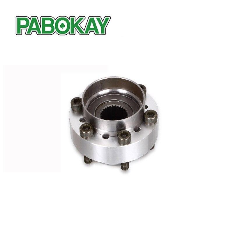 1 piece x for NISSAN Safari GQ Y60Automatic Locking hubs B043 40250 01J0A 4025001J0A 31splines