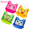 [Fadbebes] Hot Girls Boys baby bibs Silicone waterproof babador baberos bavoir Animals Cartoon baberos bebes baby bib