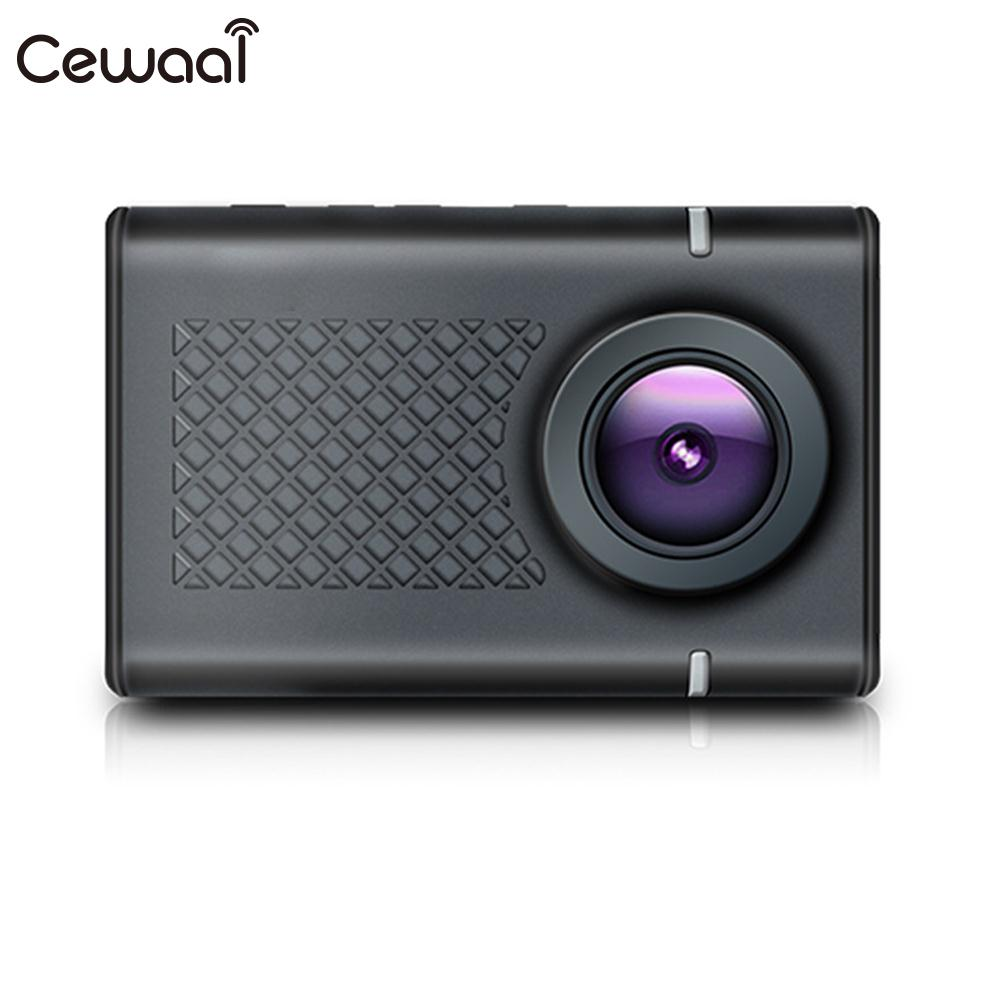 Cewaal WIFI Wide-Angle Lens Video Recorder Ultra 4K HD 1080P Waterproof Camera Camcorder Ultra 4K HD 1080P Action Camera адаптер ф58 flama 0 45x pro hd wide angle с переходным кольцом 52 58