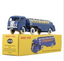 Atlas Dinky Toys 32CB Tracteur Panhard NAPHTEX SEMI REMORQUE TITAN Avec Tanker