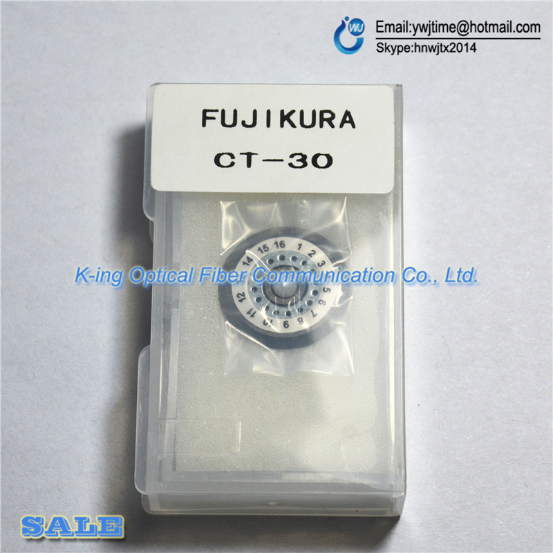 Quality 16 Cut Positions Fiber Cleaver Blade Suit For Fujikura DVP Ect. Cost Effective CT-30/CT-20/CT06Quality 16 Cut Positions Fiber Cleaver Blade Suit For Fujikura DVP Ect. Cost Effective CT-30/CT-20/CT06