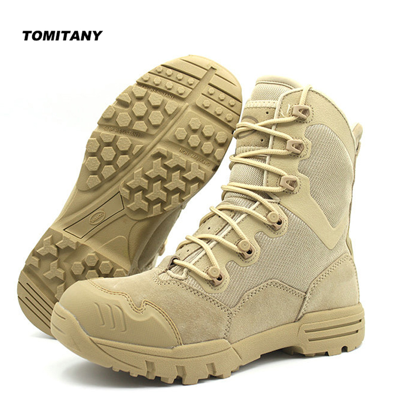 Camping Hiking Men Boots Professional Waterproof Climbing Trekking Walking Hunting Sport Shoes Mens Outdoor Tactical boot man hiking shoes men outdoor camping tactical boots designer snow waterproof sport climbing mountain hunting trekking sneakers
