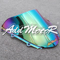 Motorcycle Iridium Colorful Windshield Windscreen For Honda  CBR1000RR 2004 2005 2006 2007 CBR 1000 RR 04 05 06 07