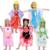 Algodão Dos Desenhos Animados Peignoir Enfant Elsa Rainha da Neve Do Bebê Toalhas De Mickey Do Bebê Roupão de Banho Roupão de Banho Kinder Handdoek Crianças Cape