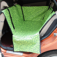 Nuvem forma Dog Car Voltar Rear Seat Cover Pet Transportadora Capa Hammock Mat Blanket Hammock Cushion Protector À Prova D' Água Anti sujo