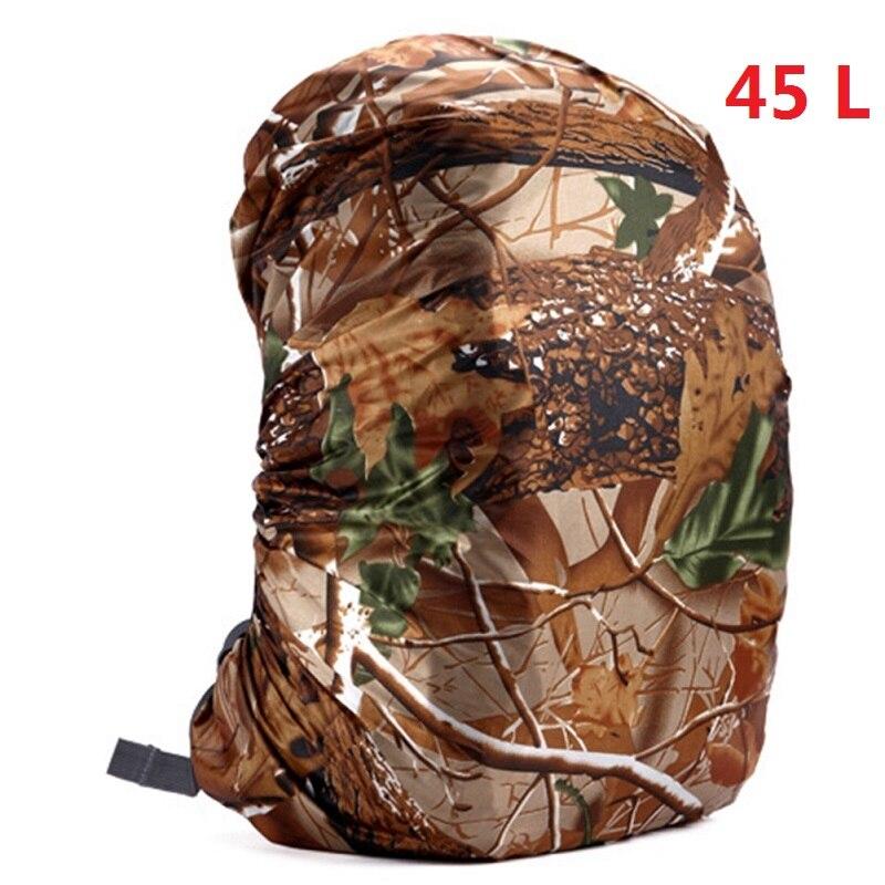 Mount Chain 35/45 л регулируемый водонепроницаемый рюкзак с защитой от пыли дождевик Портативный Сверхлегкий плечо защиты Открытый Инструменты для пешего туризма - Цвет: 45 liters 3