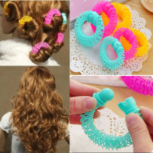 Magic Girls Hair Curlers