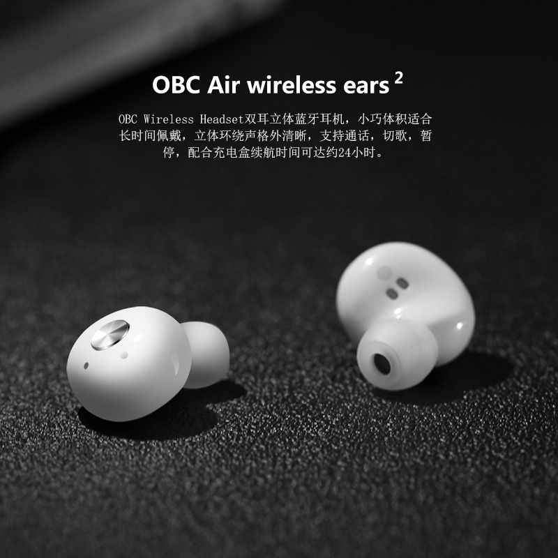2018 new bluetooth4.1 wireless arplugs mini in-ear earphone with Charging box for  sports running IOS android mobile phone new dacom carkit mini bluetooth headset wireless earphone mic with usb car charger for iphone airpods android huawei smartphone