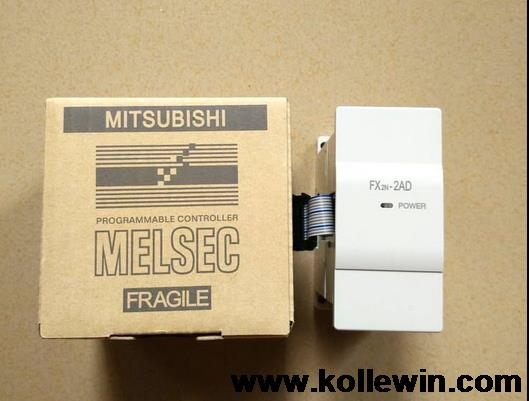 New Melsec PLC module FX2N-2AD for FX2N quality is guaranteed 1 year warranty FX2N 2AD FX2N2AD freeship fx2n 8er plc