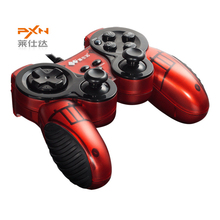 Brand Litestar PXN-2901 USB Wired GamePad Double Shock Gamepad Joystick Professional Gaming Controllers For PC Computer