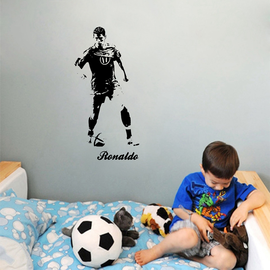 Football player wall stickers images home wall decoration ideas 135x65cm cr7 cristiano ronaldo wallpaper footballer wall sticker 135x65cm cr7 cristiano ronaldo wallpaper footballer wall sticker amipublicfo Images
