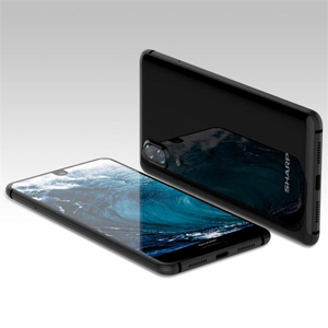 Image 4 - Original SHARP AQUOS C10 S2 Smartphone 4GB + 64GB gesicht ID 5.5 FHD + Snapdragon630 Octa Core android 8,0 12MP 2700mAh handy
