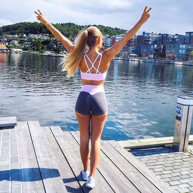 Sport Yoga Shorts for Women