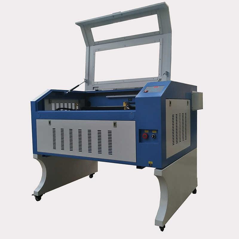 China Jin Zhi Yin 9060 6090 600x900mm Co2 máquina de grabado láser con 60/80/90W reci/100 w
