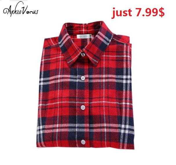 HTB1fUp4RFXXXXX4XpXXq6xXFXXXN - Girl's Plaid Flannel Shirt PTC 67