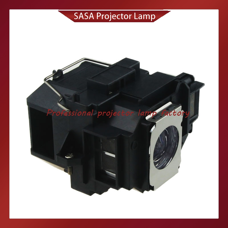 ELPLP54 / V13H010L54 Original  Projector Lamp with Housing for EPSON EX31 / EX71 / EX51 / EB-S72 / EB-X72 / EH-TW450 car rear trunk security shield cargo cover for volkswagen vw polo 2011 12 2013 2014 2015 2016 2017 high qualit auto accessories