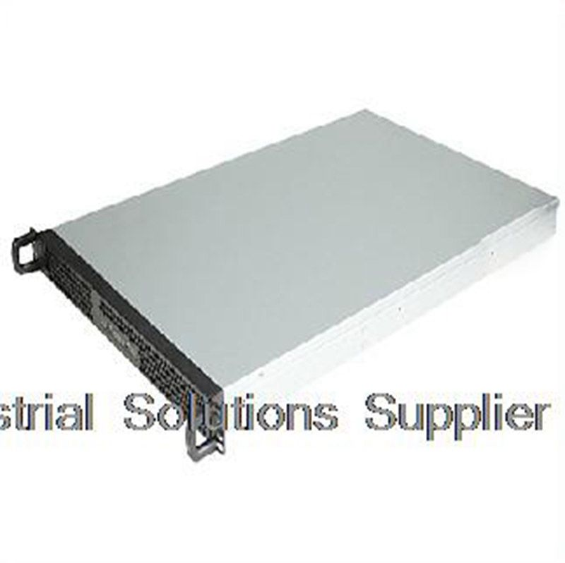 New 136N 1U Server Computer Case 650 Long Power Supply Set