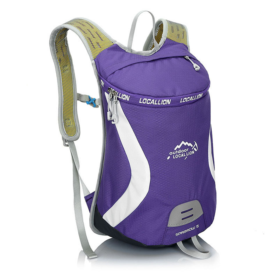 Donne grey green Outdoor All'aperto blue Zaino Locale Di Blue Yellow A Nylon Bici 15l White Della Sport Cavallo Sacchetto Bicicletta blue Yellow wind Red Black Lion black Arrampicata E Wind purple Professionale With grey grey Uomini grey Green Red qpfncWp6