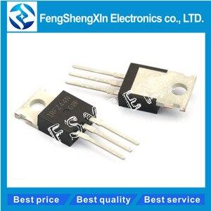 Image 2 - 100pcs/lot New IRFZ44N IRFZ44 TO 220 IRFZ44NPBF N CHANNEL Power MOSFET