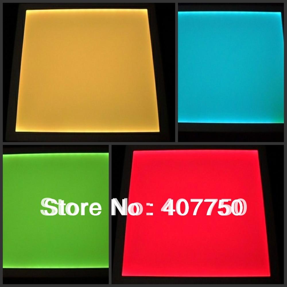 dxx valdomas 600x600mm SMD 5050 144vnt. RGB LED skydelis 35W - LED Apšvietimas - Nuotrauka 5