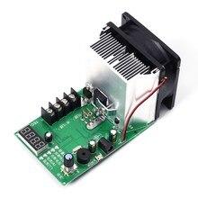 Tec-12p Батарея Ёмкость тестер 200 Вт электронный Максимальная нагрузка 500ah 20A LED Дисплей с вентилятором Батарея Ёмкость детектор