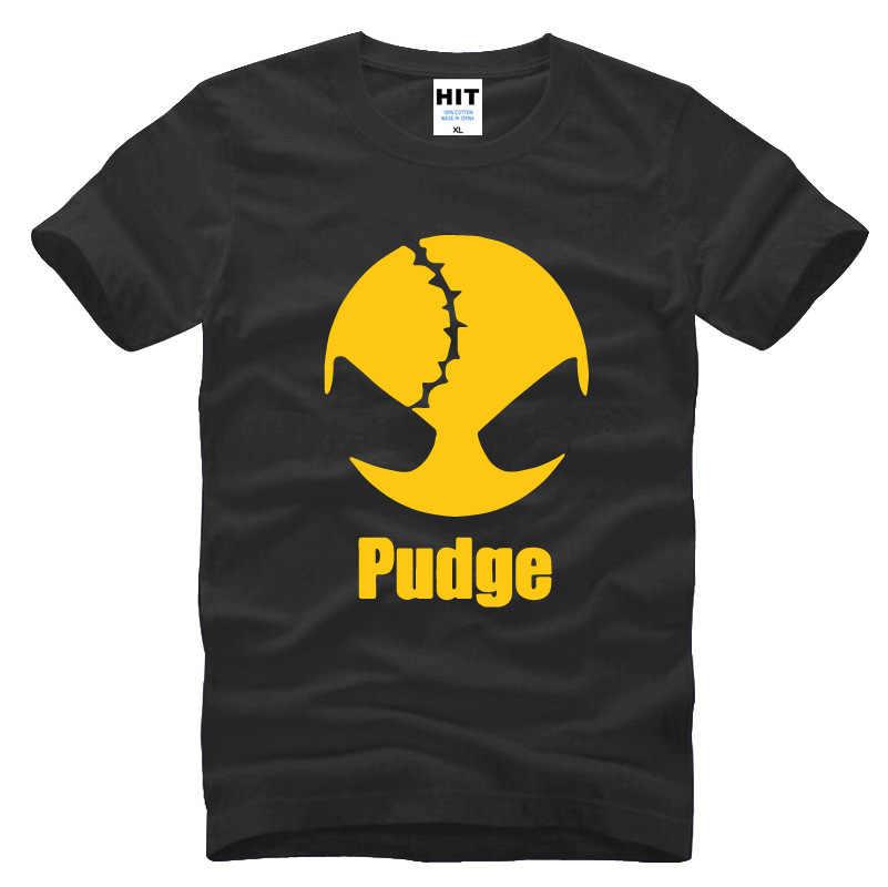 PUDGE DOTA2 игра Juggernaut топор Мясник печатных мужчин s Мужская футболка мода 2015 О образным вырезом хлопок Футболка Camisetas Hombre