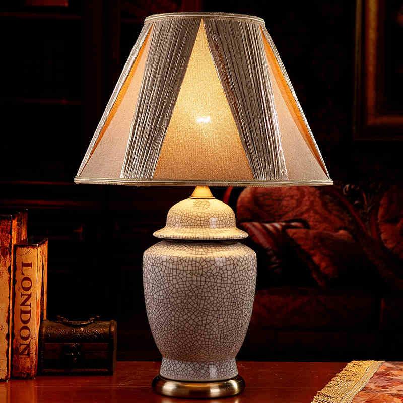Schlafzimmer Vintage Tisch Lampe China Wohnzimmer Tischlampe Fr Hochzeit Dekoration CouchtischChina Mainland