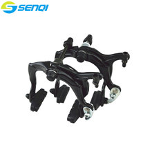 Cheapest prices Mountain Bike Road Bicycle Brake Caliper Front And Rear Brake Aluminum Alloy Long Arm Binder