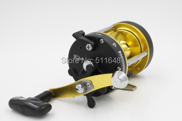 Free Shipping Aluminum Saltwater Boat Trolling Fishing Reel,Durm Fishing Reel,Jigging Fishing Reel,big game fishing reel 1 65m 1 8m high carbon jigging rod 150 250g boat trolling fishing rod big game rods full metal reel seat sic guides eva handle